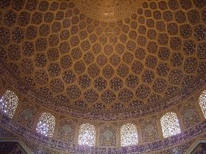 Sheikh Lotfullah Mosque in Isfahan - Iran [Image source: stuffkit.com]